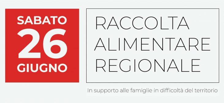 Locandina_Raccolta Alimentare Regionale Locandina orizzontale